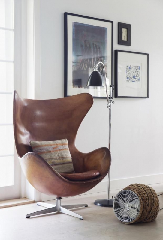 interieuradvies egg chair