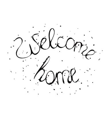 interieuradvies hand-drawn-lettering-welcome-home-vector-7911650